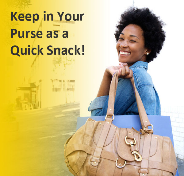 RockinOla Granola Keep in Your Purse Snack