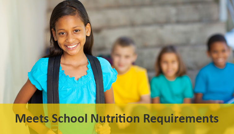 RockinOla Granola Meets School Nutrition Requirements