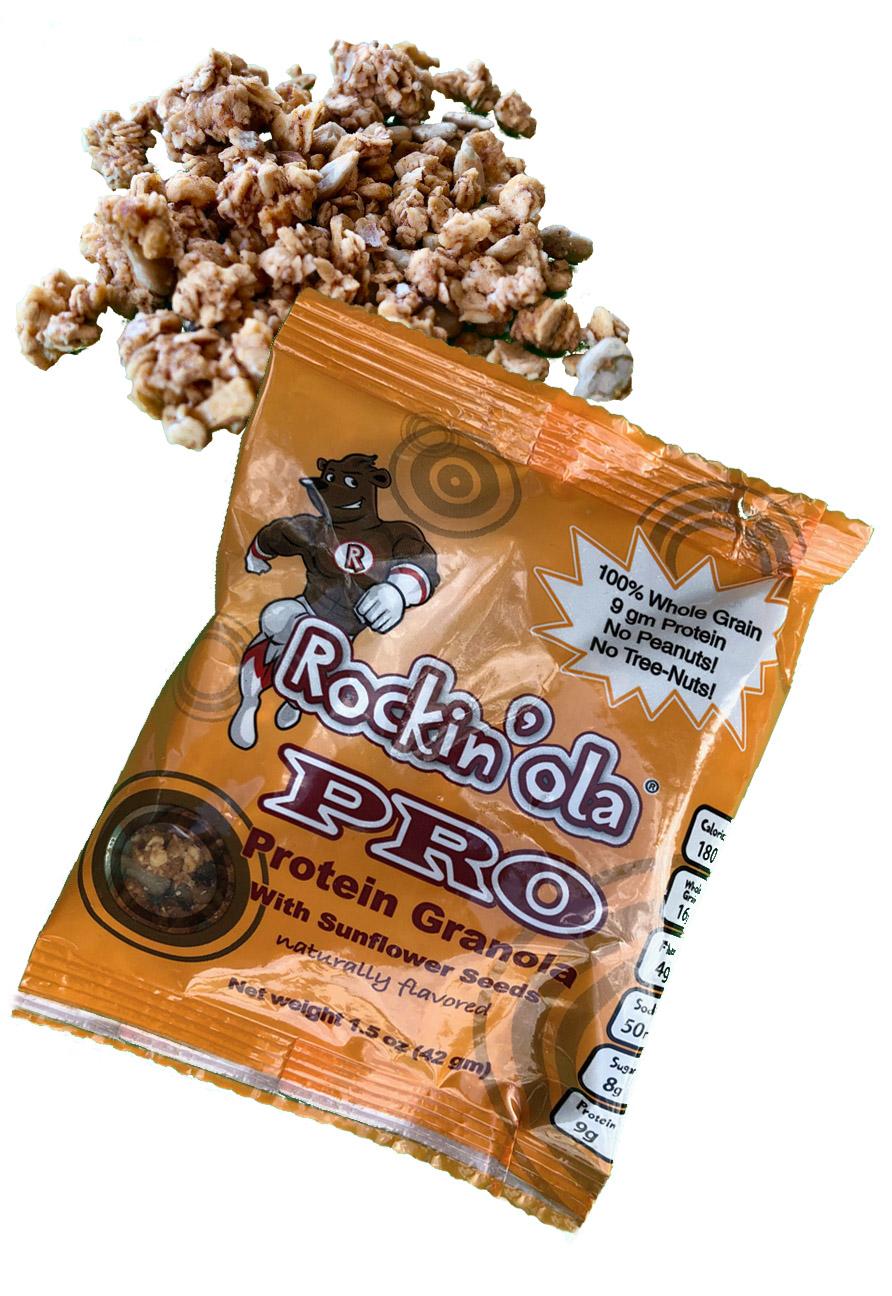 RockinOla Granola Protein