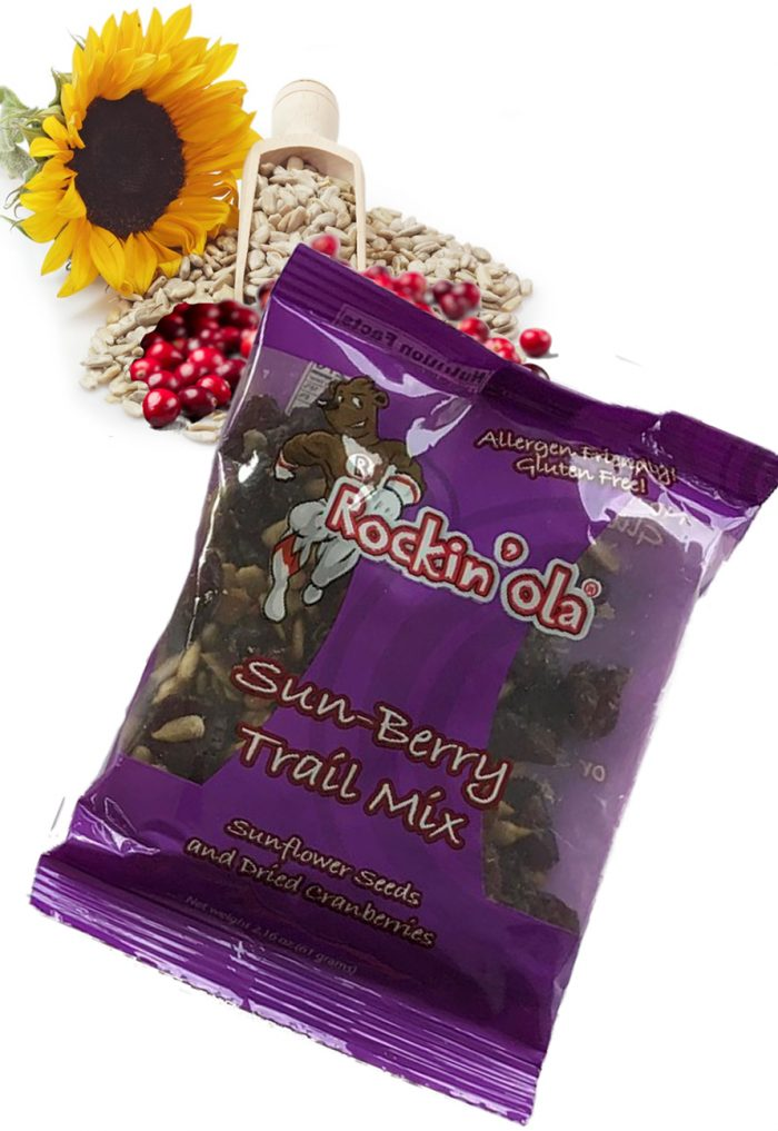 RockinOla Granola Sunberry Trail